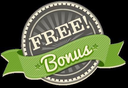 Trouvez de nombreux bonus gratuit ou sans dépôt