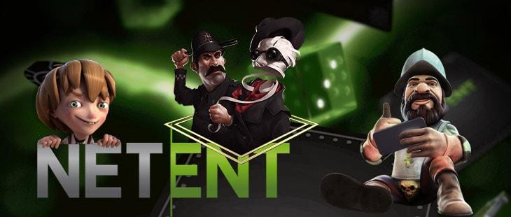 Jouez avec des bonus sur les casinos en ligne ayant le logiciel Netent