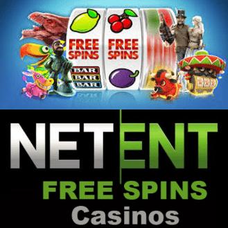Nombreux des jeux Netent offrent la possibilité d'obtenir des bonus free spins