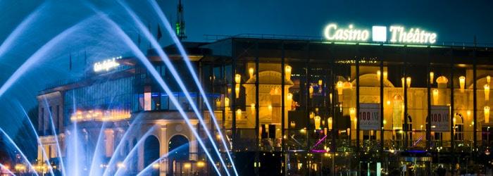 Le casino d'Enghien-les-bains reste pour l'instant le seul casino à Paris