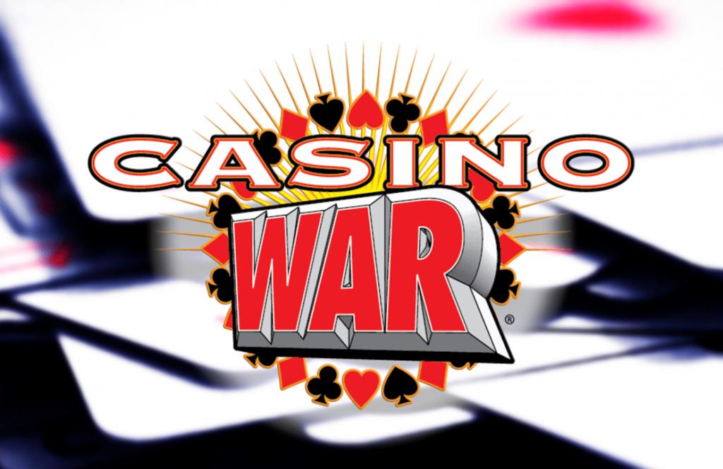 casino war le jeu de bataille au casino
